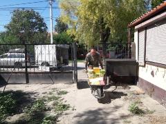Bilder von Annas Spendenfahrten nach Ungarn im Herbst 2020_2